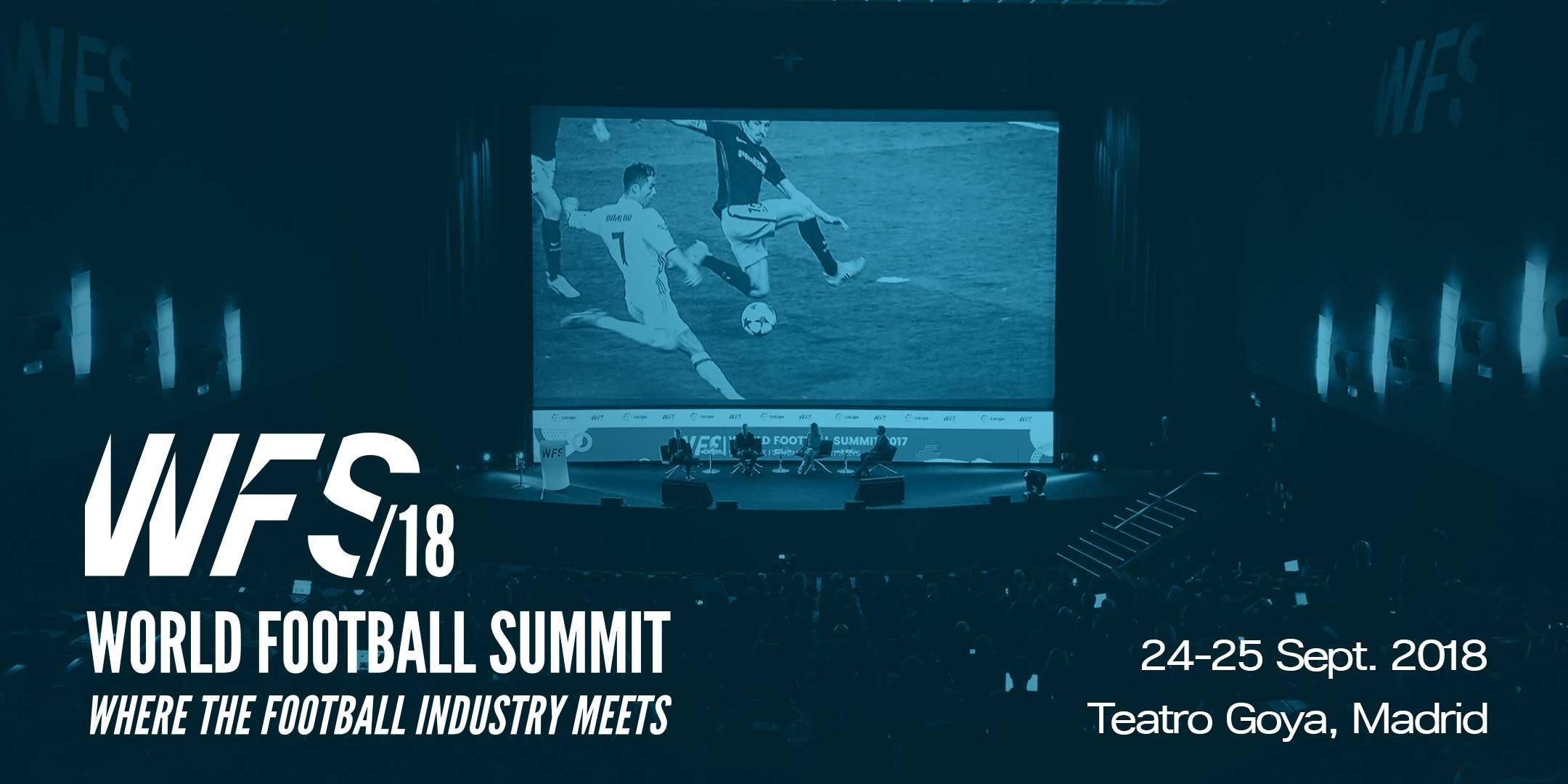 édition 2018 du World Football Summit de Madrid