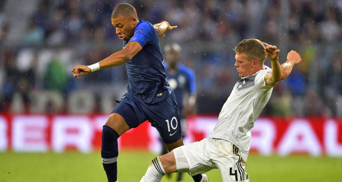 Pronostic France Allemagne