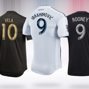 Quels sont les maillots de joueurs MLS les plus vendus ?
