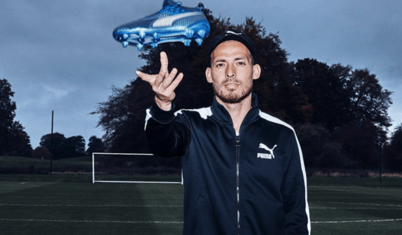 David Silva rejoint la team Puma