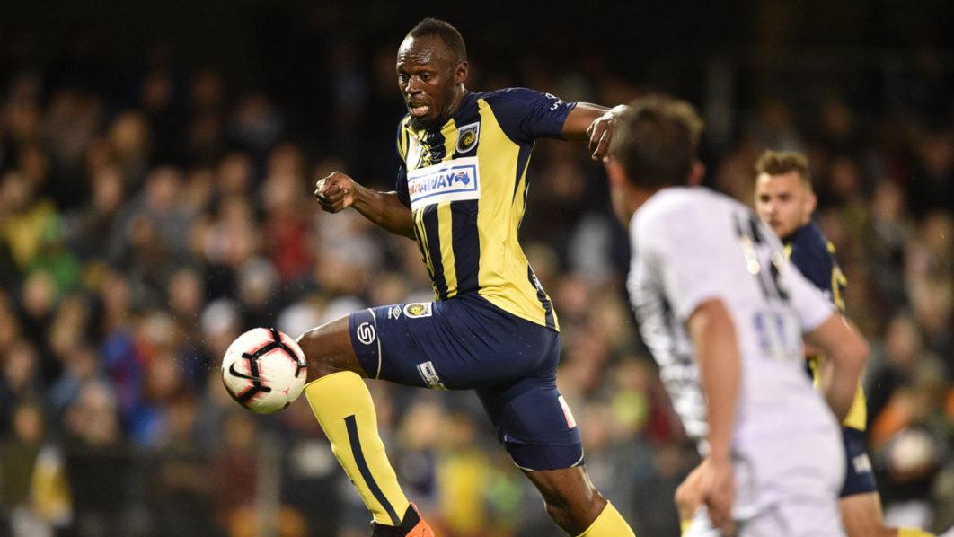 Usain Bolt sur FIFA 19