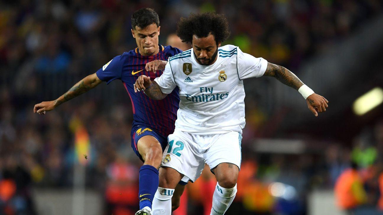 pronostic FC Barcelone Real Madrid