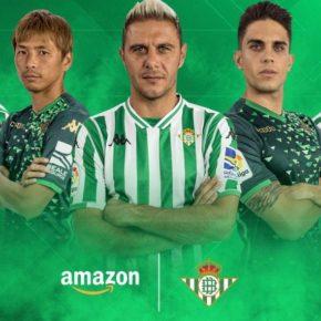 Le Betis ouvrira bientôt sa boutique officielle du club sur Amazon
