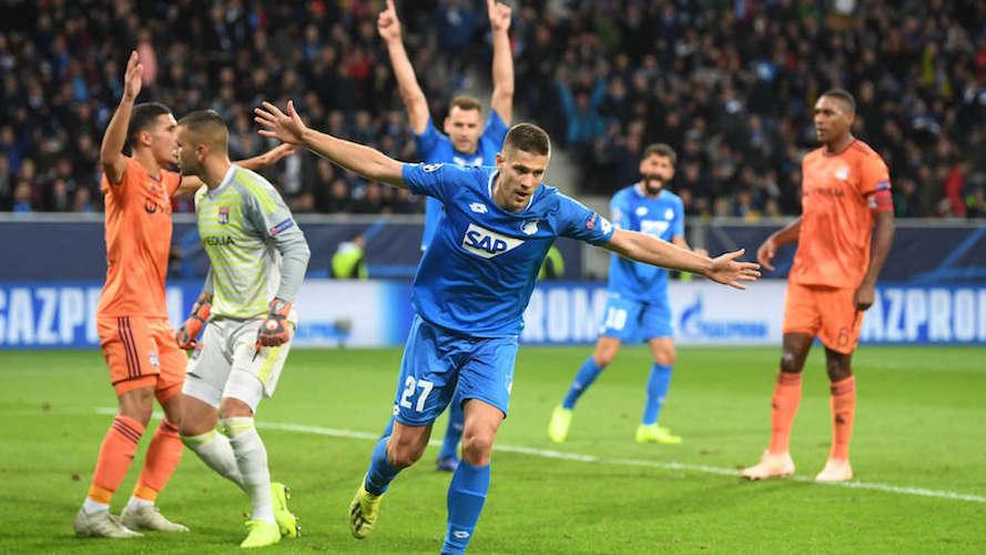 Pronostic Lyon Hoffenheim