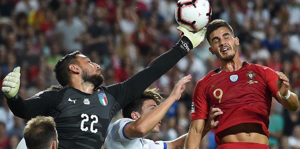Pronostic Italie Portugal