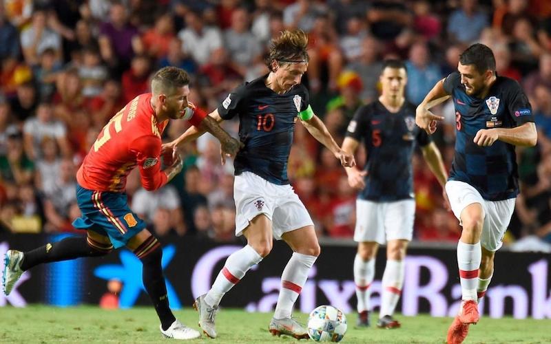 pronostic Croatie Espagne