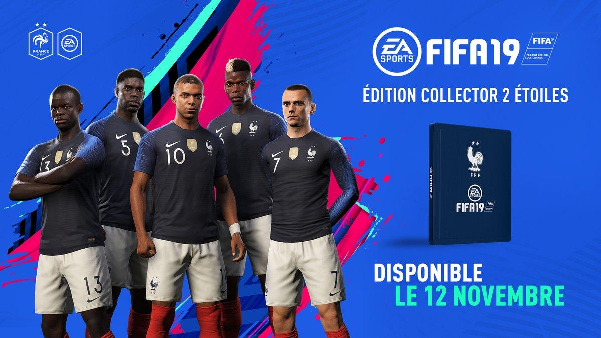 Édition collector FIFA 19