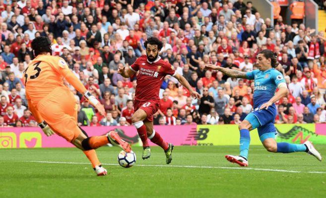 Pronostic Liverpool Arsenal