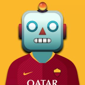 Botistuta le chatbot Facebook Messenger de l'AS Roma !