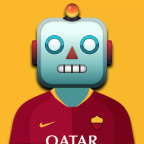 Botistuta le chatbot Facebook Messenger de l'AS Roma !