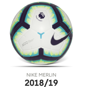ballon de la Premier League