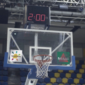 Les Équipes de France de basketball shootent au profit du Téléthon 2018 !