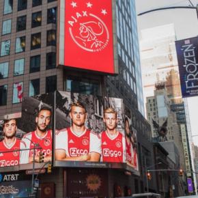 La stratégie de l'Ajax Amsterdam pour se développer sur le marché nord-américain