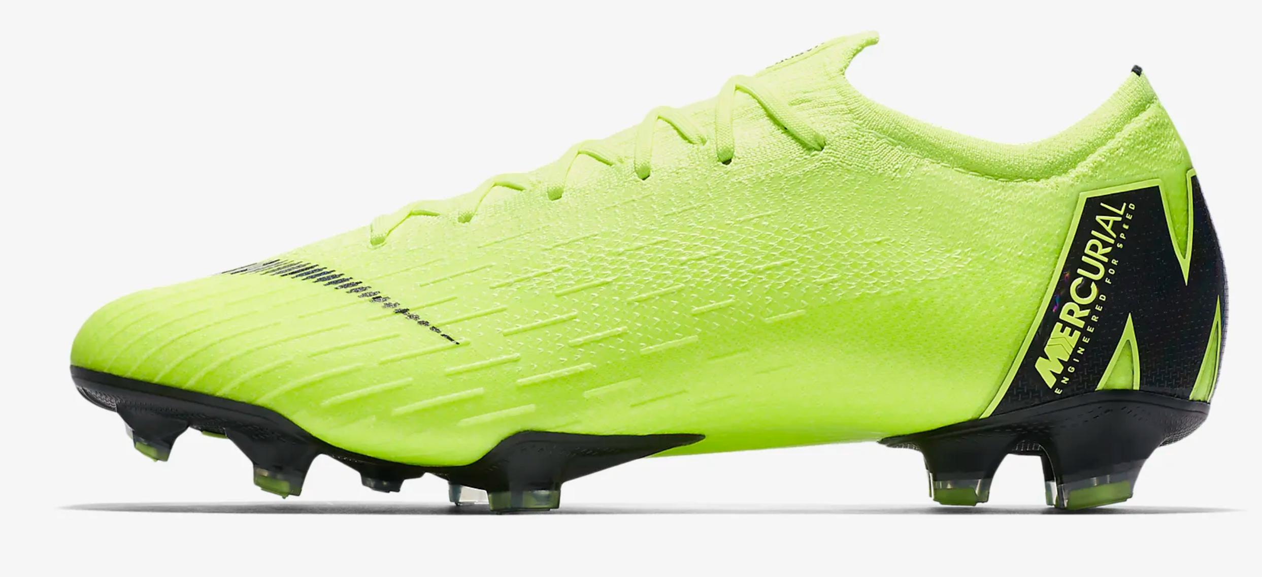 Nike Vapor XII Elite portées par Neymar