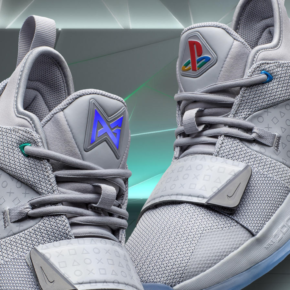 Nike PG 2.5: des nouvelles chaussures de basketball PlayStation !
