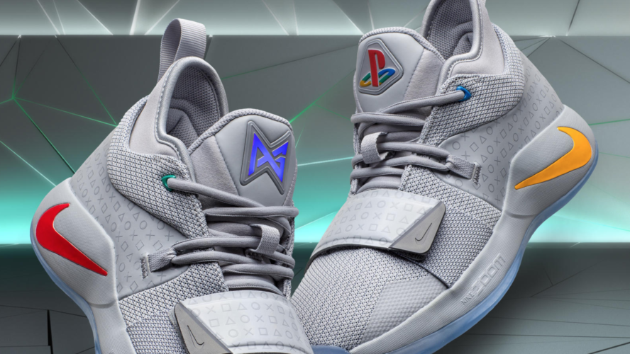 Nike chaussures de basketball PlayStation