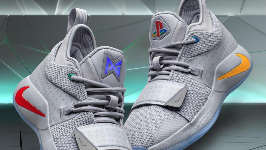 Nike chaussures de basketball PlayStation