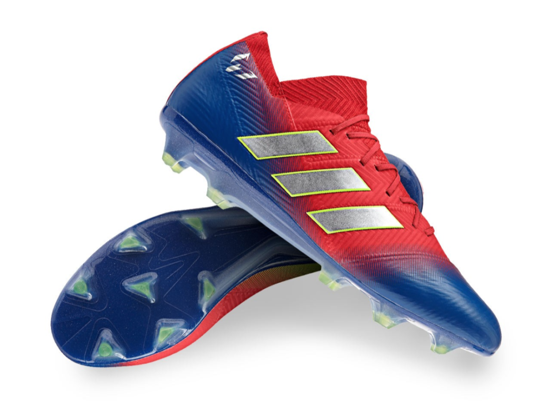 chaussures adidas de Messi aux couleurs du Barça