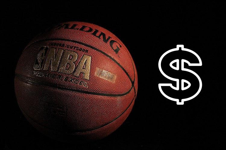 basketteurs NBA les mieux payés en 2018/2019
