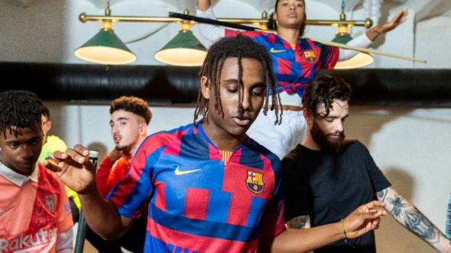 FC Barcelone et Nike