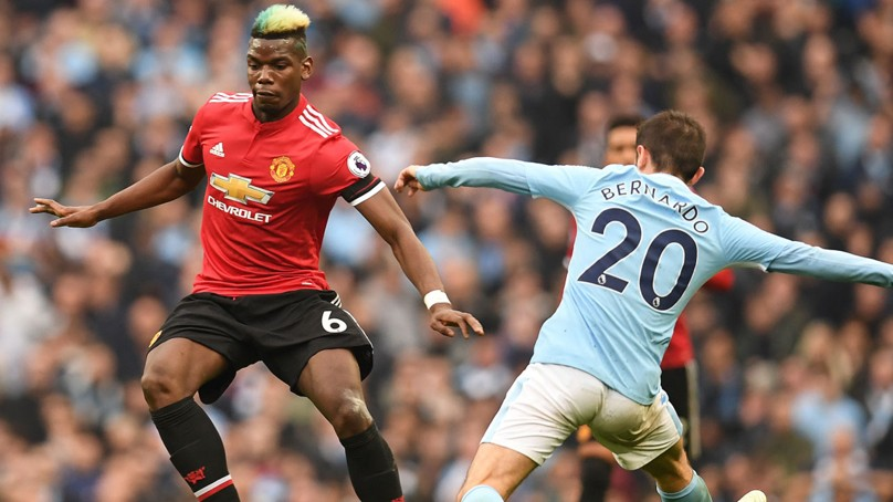 Pronostic Manchester city manchester united
