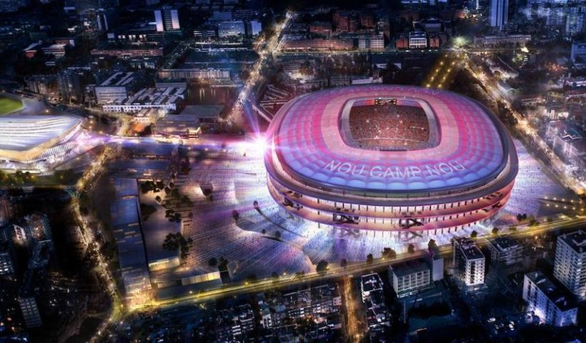 naming du Camp Nou