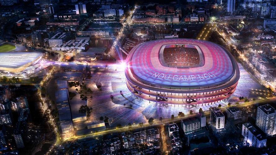 naming du Camp Nou