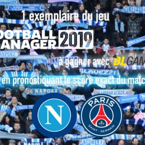 Jeu concours: un exemplaire du jeu Football Manager 2019 à gagner !