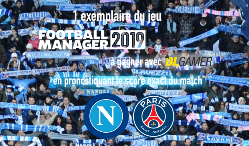 Football Manager 2019 à gagner