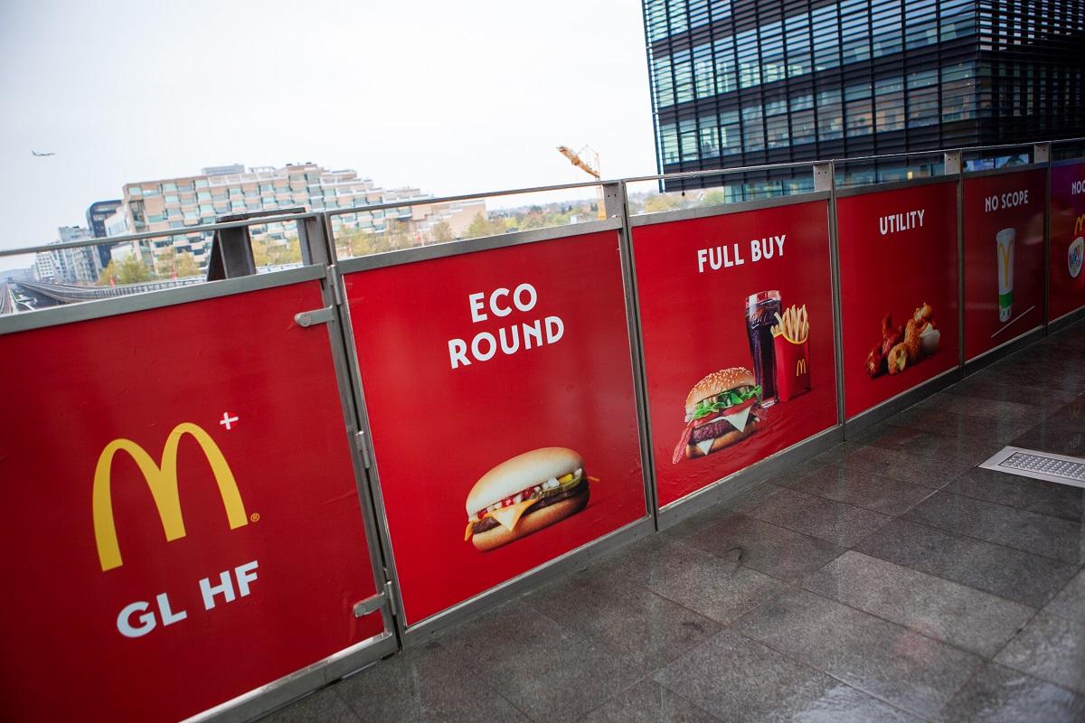 McDonald's lâche le football pour l'eSport en Allemagne