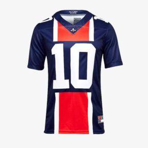 Nike lance un maillot de football américain aux couleurs du PSG