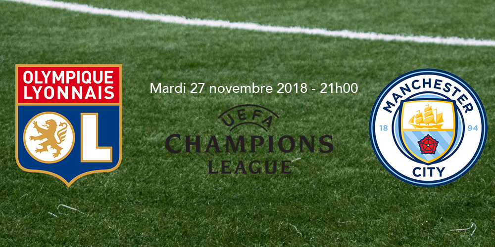 Pronostic Lyon Manchester City
