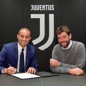 David Trezeguet nommé ambassadeur de marque de la Juventus