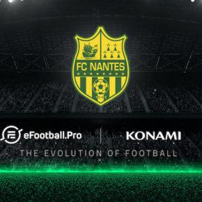 Le FC Nantes eSport participera à l'eFootball.Pro avec l'ASM et le FC Barcelone