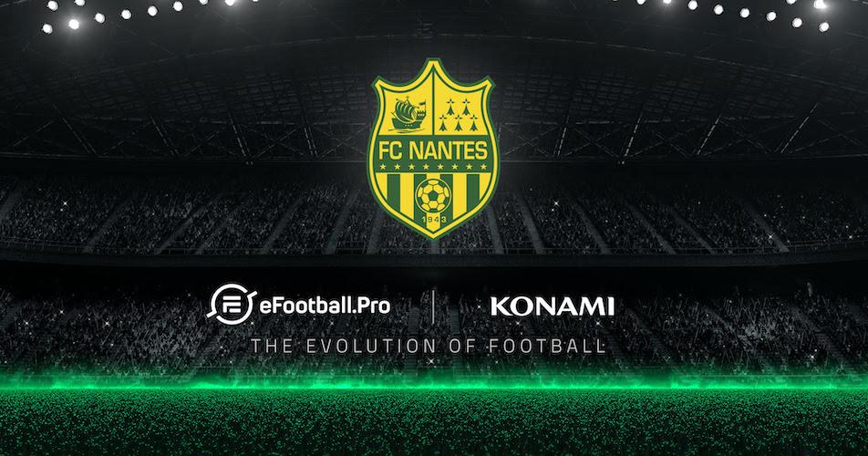 FC Nantes eSport participera à l'eFootball.Pro