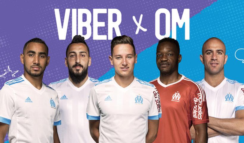 Rakuten Viber Olympique de Marseille