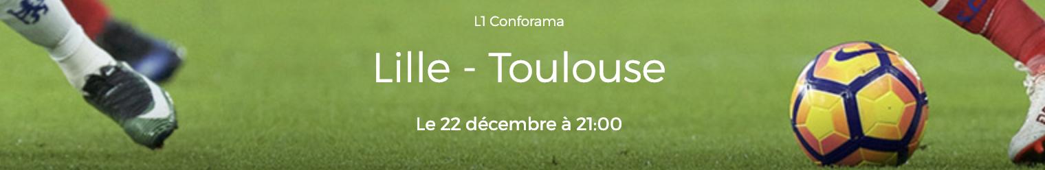 pronostic Lille Toulouse