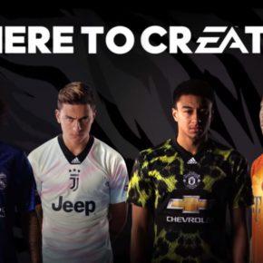 adidas dévoile des maillots de football en collaboration avec EA Sports !