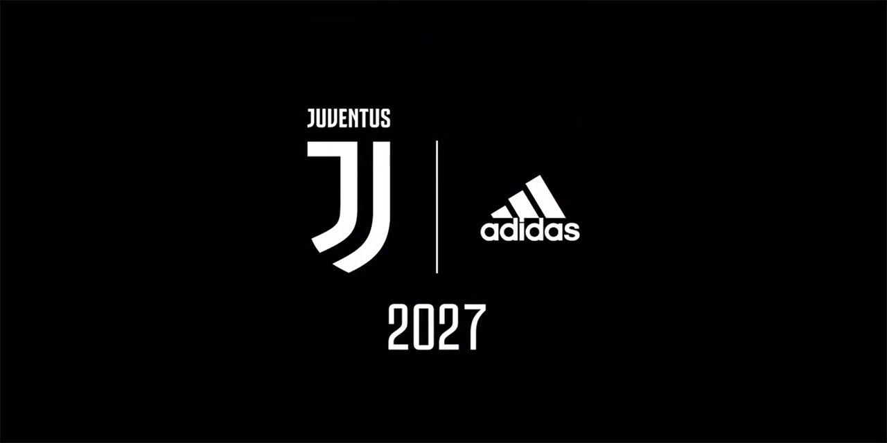 adidas rénove avec la Juventus