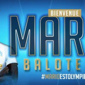 Mario Balotelli une recrue majeure et un plus marketing pour l'OM