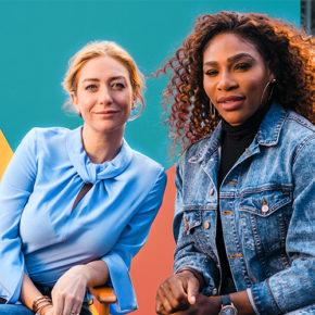 Serena Williams s'engage avec l'application de rencontre Bumble