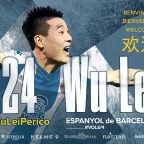 L'Espanyol Barcelone vise à conquérir le marché chinois avec la signature de Wu Lei