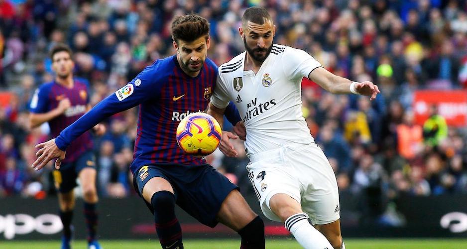 Résumé Barça-Real