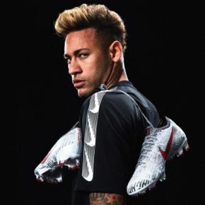 Les nouvelles chaussures Nike Neymar Mercurial Vapor NJR Silêncio