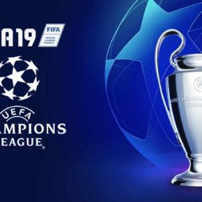 Déjà plus de 55 millions de matchs de Ligue des Champions sur FIFA 19 !