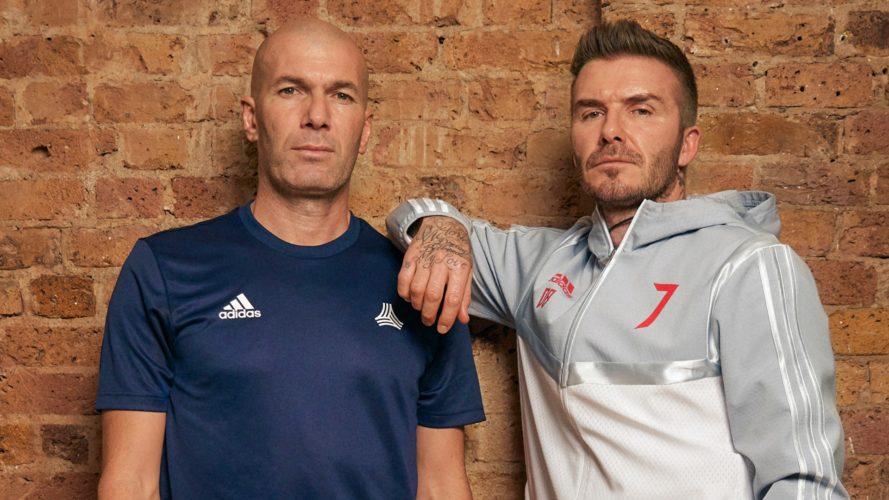 Nouvelle édition des adidas Predator de Zidane