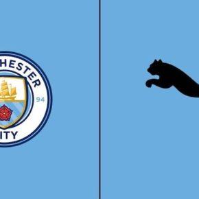 Puma nouvel équipementier de Manchester City