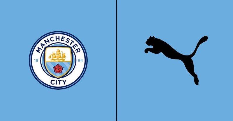 équipementier de Manchester City