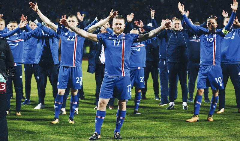 pronostic France Islande