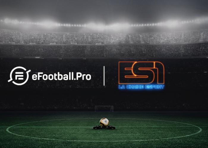 compétition eSport PES eFootball.Pro